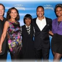 FREEZE FRAME: Cuba Gooding Jr. & THE TRIP TO BOUNTIFUL Cast Meet the Press!