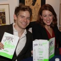 Photo Coverage: Inside Andrew Keenan-Bolger and Kate Wetherhead's Book Launch Party for JACK & LOUISA: ACT 1