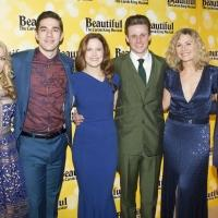 Photo Coverage: BEAUTIFUL Opens In The West End - All the Pics!