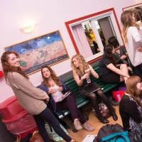 Photo Flash: Inside Today's Open Casting Call for Broadway's BEAUTIFUL!