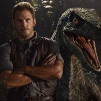 Photo Flash: Colin Trevorrow Debuts New JURASSIC WORLD Shot Featuring Chris Pratt