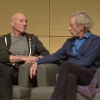 BWW TV Exclusive: Backstage with Richard Ridge- SAG Foundation Conversations Series with Ian McKellen & Patrick Stewart; Part 2