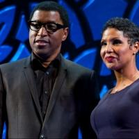 Photo Coverage: Babyface and Toni Braxton Join Company of AFTER MIDNIGHT