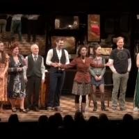 BWW TV: ONCE Celebrates One Year on Broadway- Watch Cristin Milioti's Speech and the Special Encore!