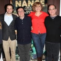 FREEZE FRAME: Nathan Lane and Cast of THE NANCE Meet the Press!