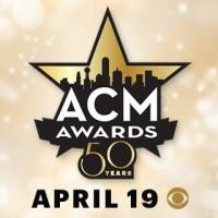CBS Adds Half-Hour to 50TH ANNUAL ACADEMY OF COUNTRY MUSIC AWARDS Coverage