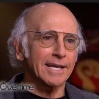 VIDEO: Larry David Talks FISH IN THE DARK; '60 Minutes' Interview & More