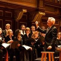 Cantata Singers Perform at New England Conservatory's Jordan Hall Today
