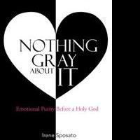 Irene Sposato Announces NOTHING GRAY ABOUT IT