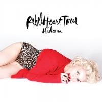 Madonna's 35-City 'Rebel Heart' Tour Announced for North America and Europe