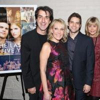 Photo Coverage: Broadway's Best Returns to  Minetta Lane Theatre to Celebrate NYC Premiere of THE LAST FIVE YEARS!
