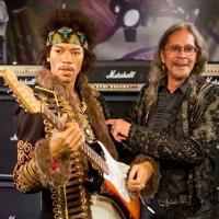 Madame Tussauds San Francisco Immortalizes Rock Legend, Jimi Hendrix