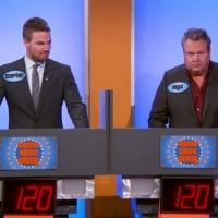 VIDEO: Eric Stonestreet and Stephen Amell Play 'Name That Thing' on KIMMEL