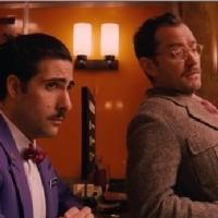 VIDEO: First Look - Jude Law in All-New Clip from GRAND BUDAPEST HOTEL