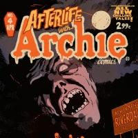 AFTERLIFE WITH ARCHIE #4 to Be Released Tomorrow