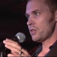 STAGE TUBE: Sneak Peek - Brad Lawrence's 'The Last Pool Party', Part of CHILDHOOD at Happy Ending Lounge