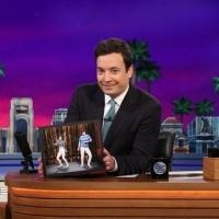 THE TONIGHT SHOW STARRING JIMMY FALLON Guest Lineup for June 16-20