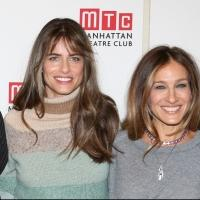 Photo Coverage: Sarah Jessica Parker, Blythe Danner & THE COMMONS OF PENSACOLA Cast Meet the Press