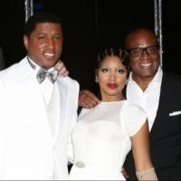 Photo Coverage: Backstage with Toni Braxton & Kenny 'Babyface' Edmonds at AFTER MIDNIGHT