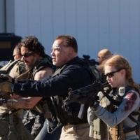 VIDEO: First Look - Arnold Schwarzenegger Stars in New Action Thriller SABOTAGE