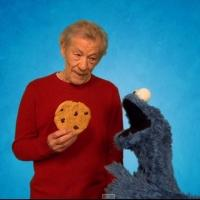 VIDEO: Ian McKellen Teaches Cookie Monster to 'Resist' on SESAME STREET
