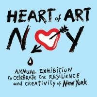 HEART OF ART Opens Today at Anna Zorina Gallery