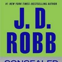 Top Reads: J. D. Robb's CONCEALED IN DEATH Tops New York Times' Fiction List, Week Ending 3/9