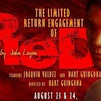 Critically-Acclaimed Play RED Transfers to Teatrino Tonight