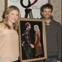 Photo Coverage: ONCE Celebrates 2 Years on Broadway with Portrait at Tony's Di Napoli