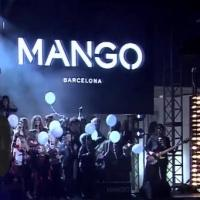 VIDEO: Fashion Show 'MANGO' Spring Summer 2014 Barcelona 5 of 5