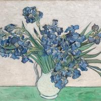 The Met Museum Presents VAN GOGH: IRISES AND ROSES, 5/12-8/16
