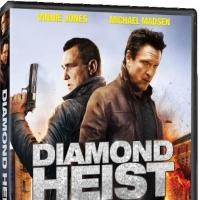 Action-Packed Thriller DIAMOND HEIST on DVD & VOD, 3/24