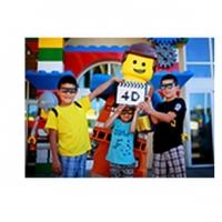 New 4D Film Based on The LEGO MOVIE to Launch Exclusively in LEGOLAND Parks