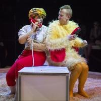Photo Flash: First Look at Guerilla Opera's GALLO