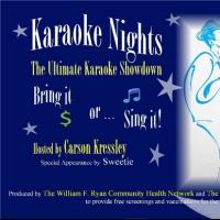 Carson Kressley Hosts BRING IT OR SING IT Karaoke Night at the Ryan Center Tonight