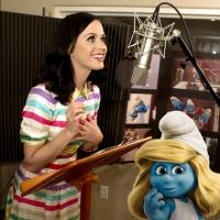 Katy Perry Sings Background Vocals on Britney Spears' SMURFS 2 Tune?