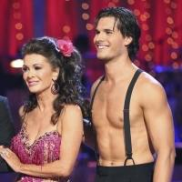 Lisa Vanderpump Eliminated from ABC's DANCING WITH THE STARS