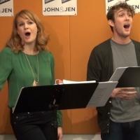 BWW TV: Go Inside Rehearsals for Keen Company's JOHN & JEN Revival- with Kate Baldwin & Conor Ryan!