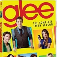 New GLEE Social Media Poster For Season Five DVD Set, Out Today