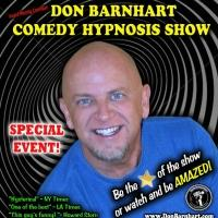Comedy Hypnotist Don Barnhart Returns To Loonees Comedy Corner In Colorado Springs