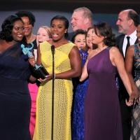 Groundbreaking Series ORANGE IS THE NEW BLACK Wins Three Major SAG Awards