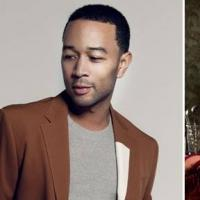 Lee Ann Womack and John Legend Team for CMT CROSSROADS, 9/26
