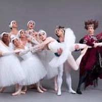 Les Ballets Trockadero Bring 40th Anniversary Tour to Kingsbury Hall Tonight