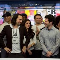 Photo Coverage: HAMILTON Cast Celebrates Broadway Transfer at the Public Theater!