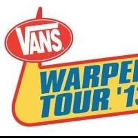 VANS WARPED TOUR 2013 Announces Full Line-Up & 40-City Itinerary