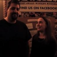 STAGE TUBE: Kara Lindsay and the Cast of NEWSIES Support Friends In Theater Company