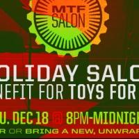 Musical Theatre Factory to Present 2014 Holiday Salon, 12/18
