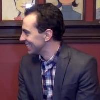BWW TV Exclusive: BACKSTAGE WITH RICHARD RIDGE-HONEYMOON IN VEGAS' Rob McClure!