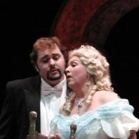 The Verismo Opera Presents LA TRAVIATA with Sets From the New York City Opera, 4/6