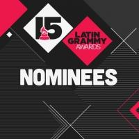 Eduardo Cabra Leads Nominees for 15th Annual Latin GRAMMY Awards; Full List Announced